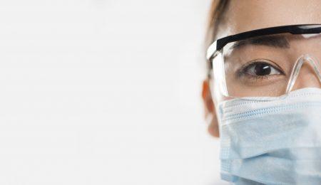 Coronavirus Began to Hit the Eyes